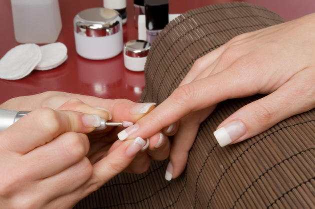 học nghề nail