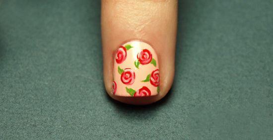 hướng dẫn vẽ nail cơ bản