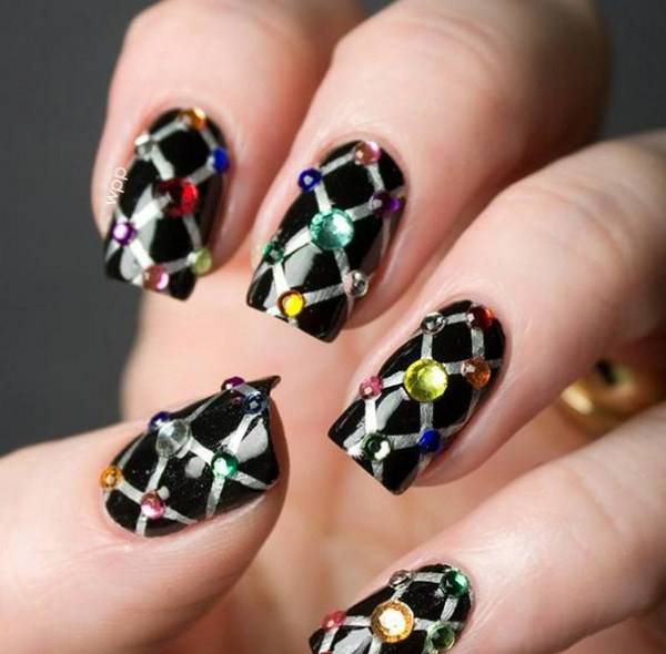 1rhinestones-manicure-nails-art (Copy)