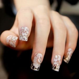 Top các mẫu nail gel nghệ thuật 2015