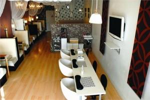 Xây dựng salon nail với các điều kiện thoải mái nhất