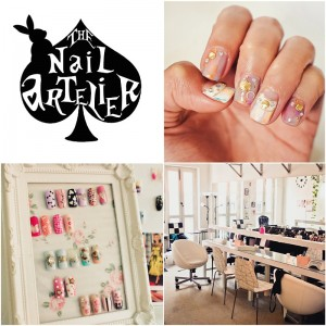 THE ARTELIER NAIL: SALON NAIL ART NHẤT TẠI SINGAPORE