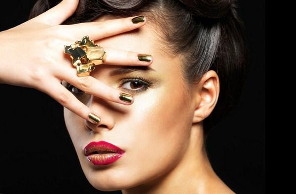 salon nail