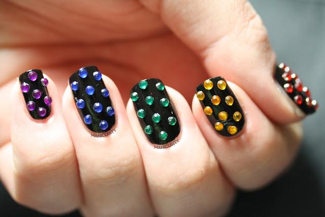 mẫu nail cực chất