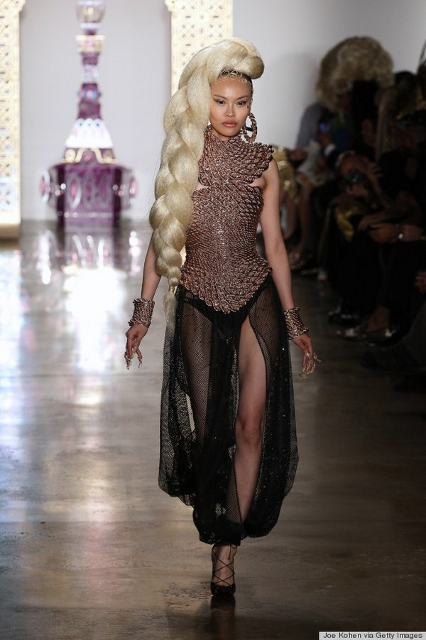 The Blonds - Runway - Spring 2015 MADE Fashion Week Spring 2015