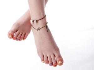 Giúp chu kỳ chăm sóc móng và bàn chân của bạn kéo dài hơn