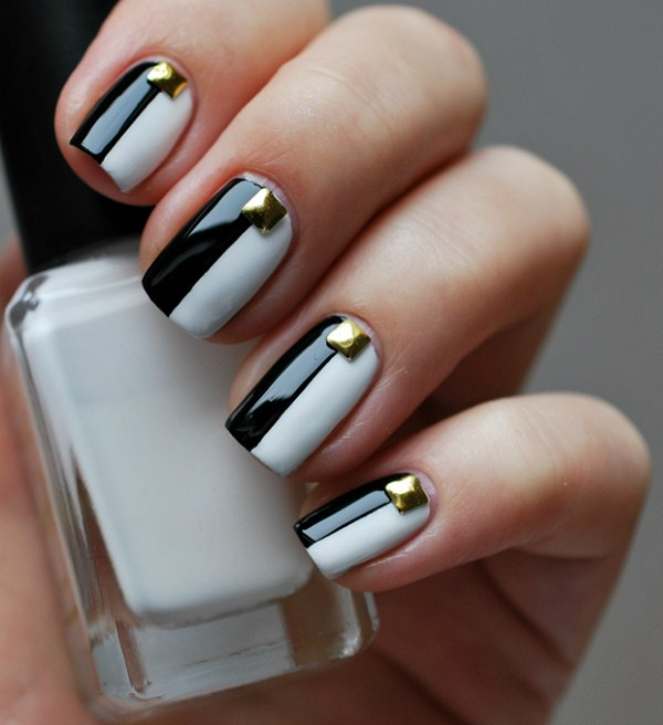 Beautiful-Black-White-Nail-Art-Design-Collection-2014-2 (Copy)