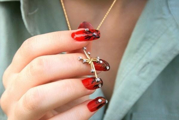 Beautiful-Nail-Art-Design-For-Girls-2014-15-8 (Copy)