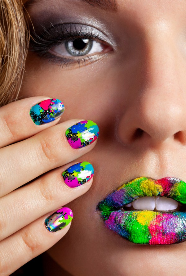 Half-face-of-attractive-girl-with-beautiful-multicolor-holographic-Minx-nails-and-bright-colorful-make-up (Copy)