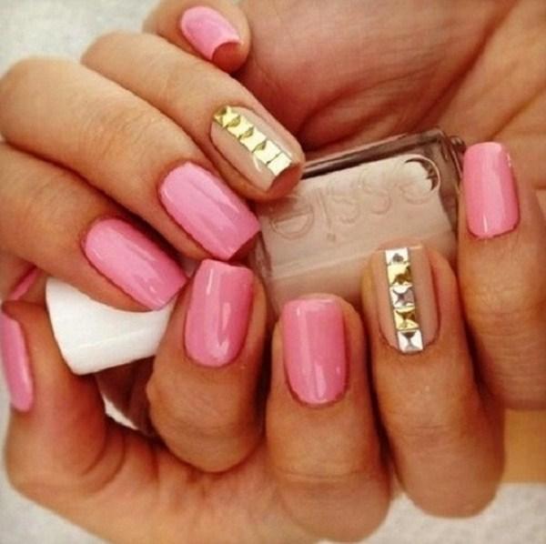 gold-pastel-nail-designs (Copy)