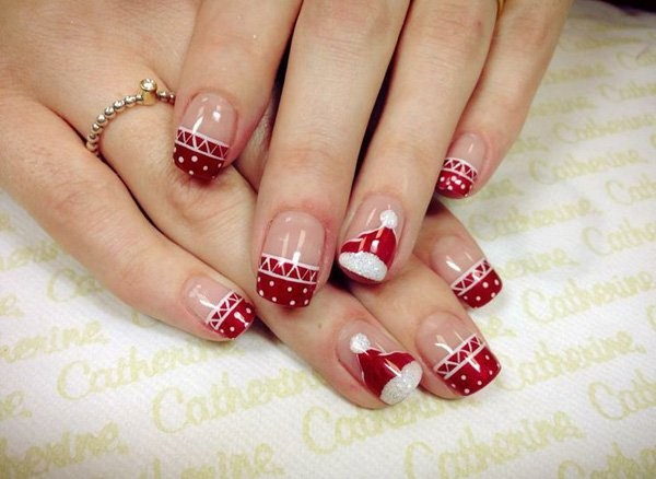 2.Santa-hat-Christmas-nails (Copy)