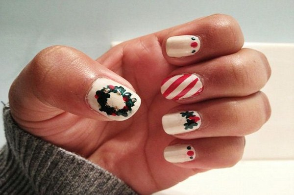 Candy-cane-christmas-nail-art (Copy)