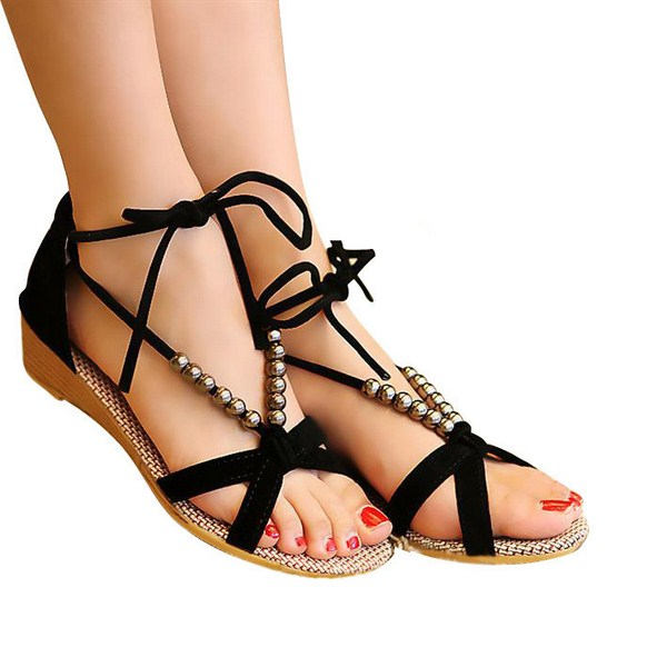 Sandals-Free-shipping-2013-summer-low-heel-Roman-shoes-wedge-sandals-fashion-ladies-outdoor-beach-shoes (Copy)