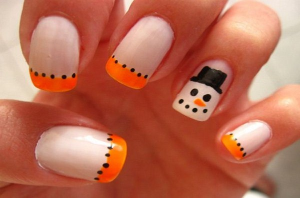 Snowman-nails-for-christmas (Copy)