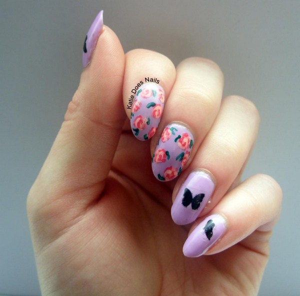 general-vintage-purple-nail-art-design-idea-with-floral-and-butterfly-patterns-purple-nail-art (Copy)