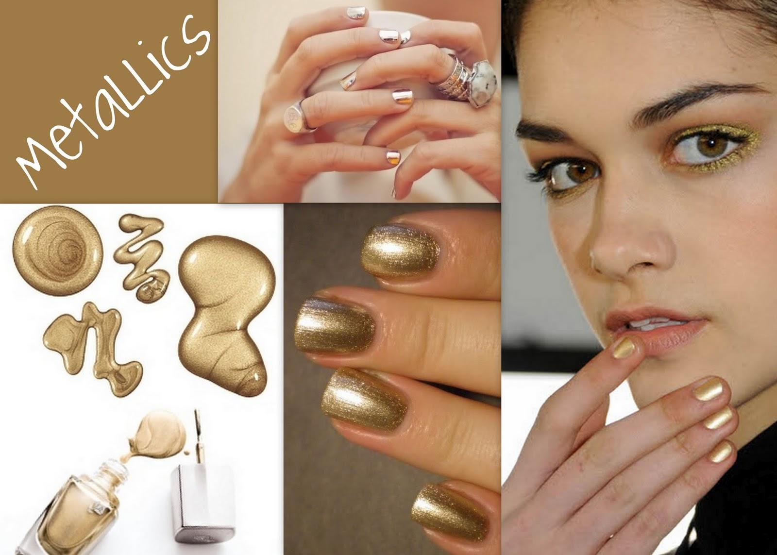 màu sơn metallic-gold-nail-polish-metallic-gold-nail-polish