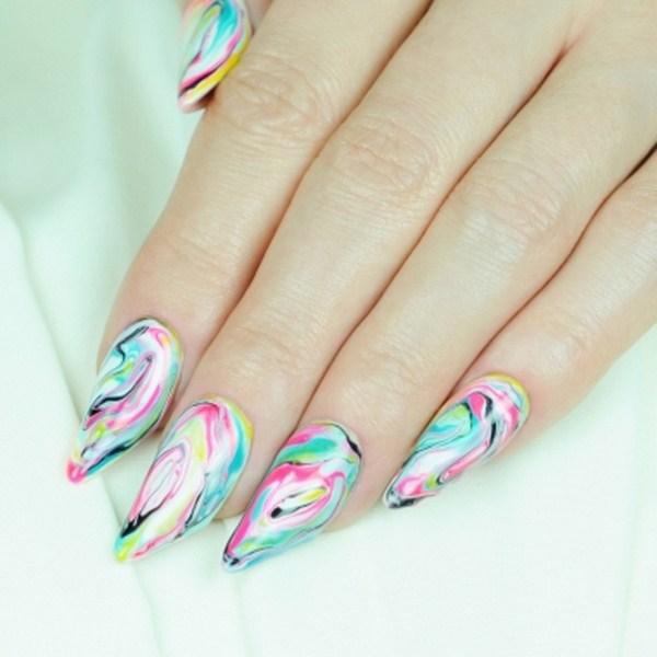 hướng dẫn vẽ nail