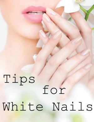 Chăm sóc móng: Những phương pháp tự nhiên giúp móng trắng khỏe