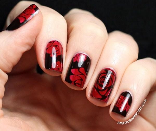 red roses on black 1 - watermark (Copy)