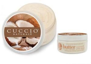 Sản phẩm nail Cuccio Naturale: Dừa và Gừng trắng