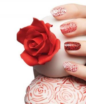 Làm đẹp bàn tay với những mẫu móng đẹp đón lễ tình nhân