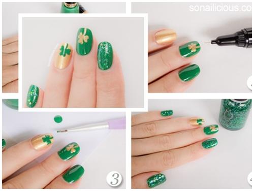 hướng dẫn dạy nail