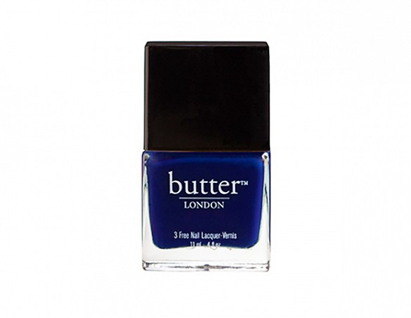 Butter London Nail Lacquer ($15) in Royal Navy