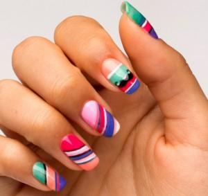 Hướng Dẫn Vẽ Nail: Rực rỡ sắc màu lễ hội Cinco de Mayo
