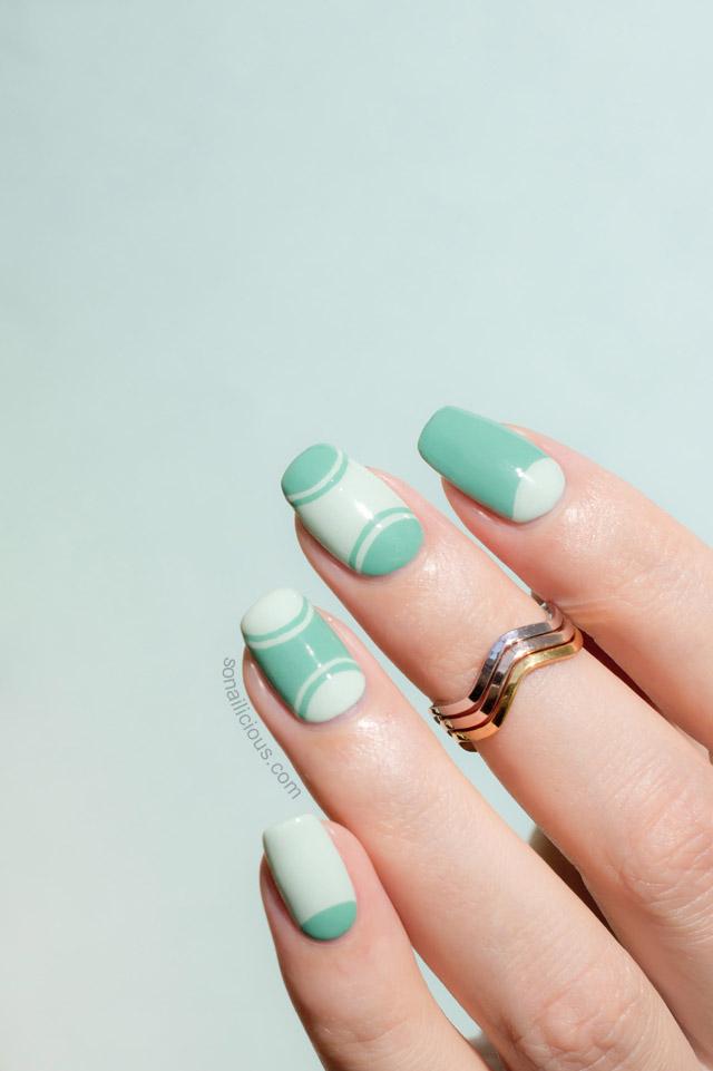 Mint-half-moon-manicure-tutorial-1