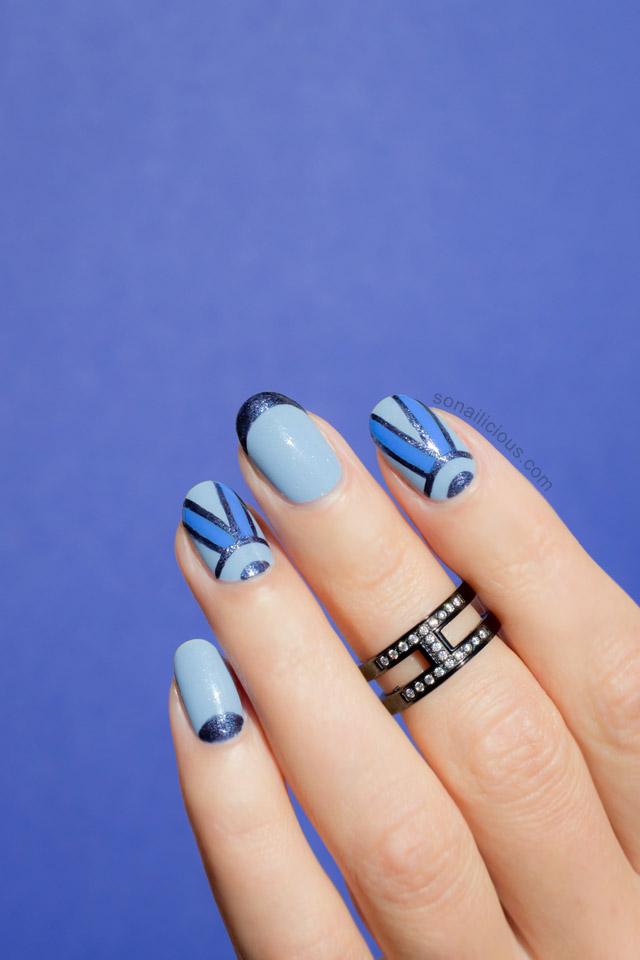 mẫu nail Phục Hưng