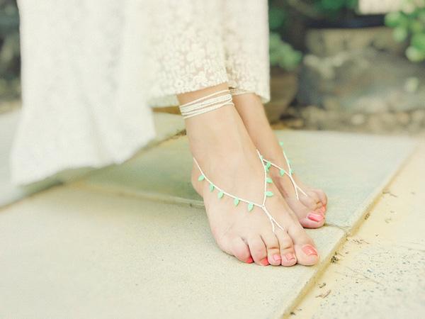 chăm sóc bàn chân