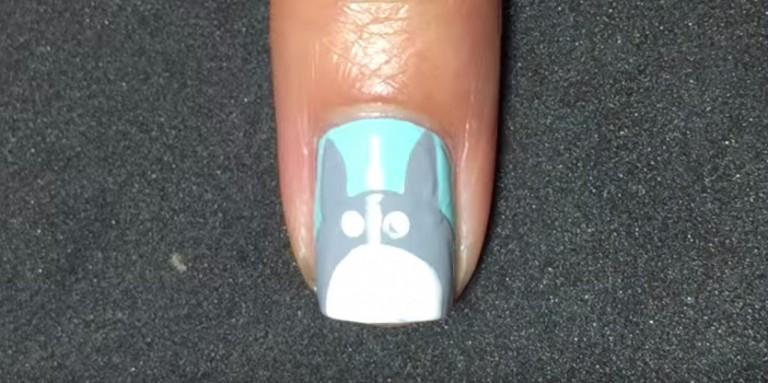 vẽ nail 2
