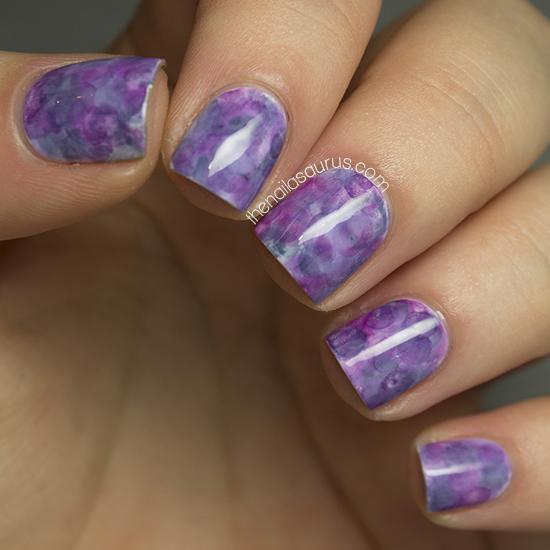 3626-Purple-Marble-Nial-Art