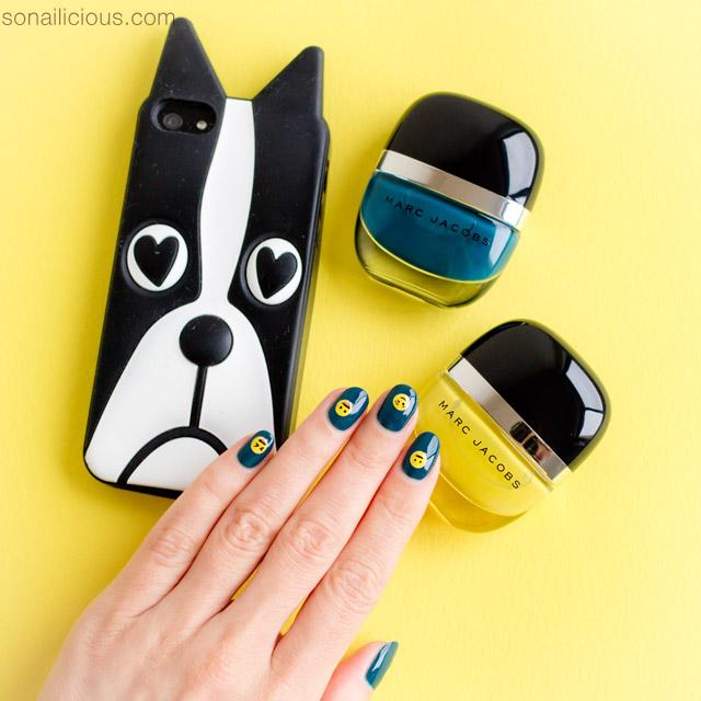 mẫu nail cute
