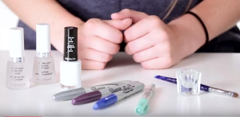 dụng cụ vẽ nail