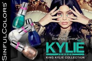 Bộ Sưu Tập Nước Sơn Mới Sinfulcolors Của Kylie Jenfer