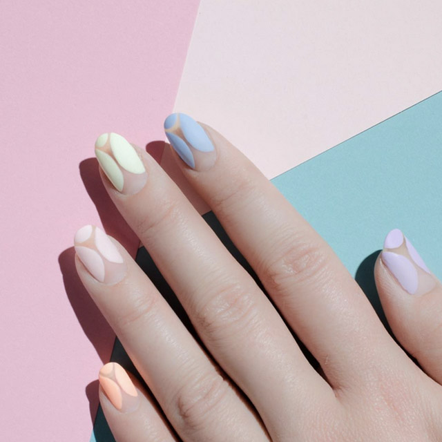 mẫu nail 7