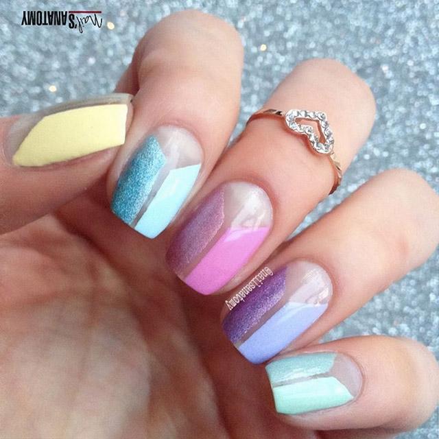 mẫu nail 9