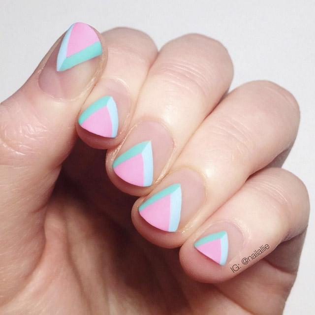 mẫu nail 11
