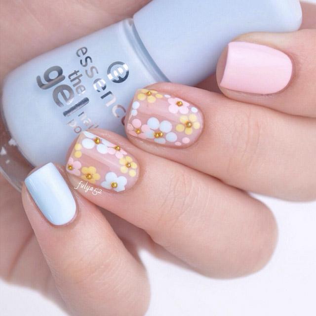 mẫu nail 12