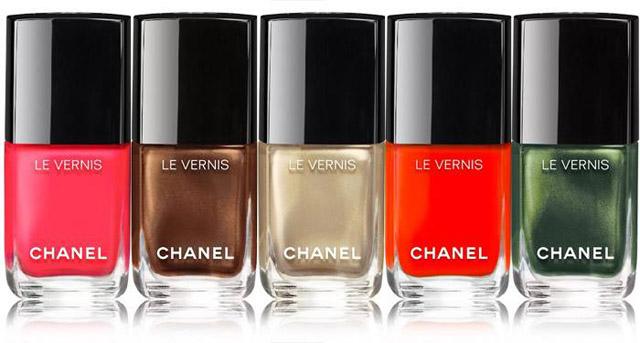 Bất Ngờ Với Những Sắc Màu Đến Từ Thương Hiệu Nail Chanel
