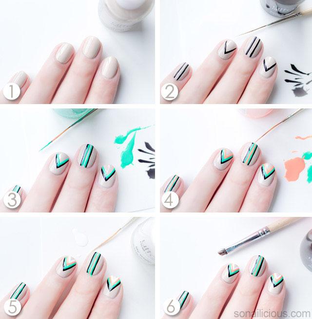 dạy vẽ nail