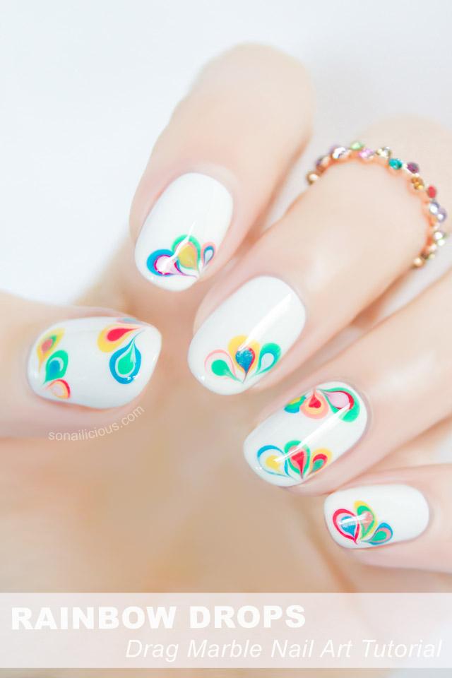 vẽ nail 6