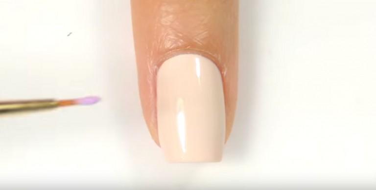 vẽ nail 1