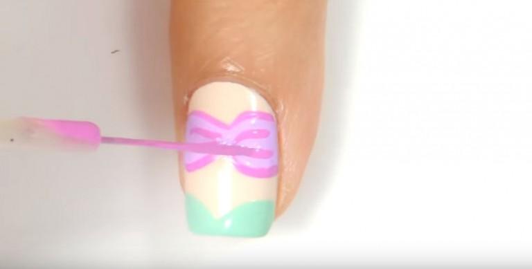 vẽ nail 4