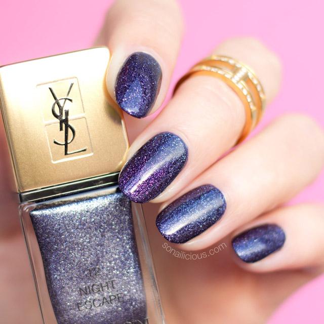 sản phẩm nail YSL mới