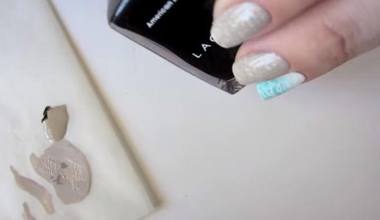 vẽ nail 7