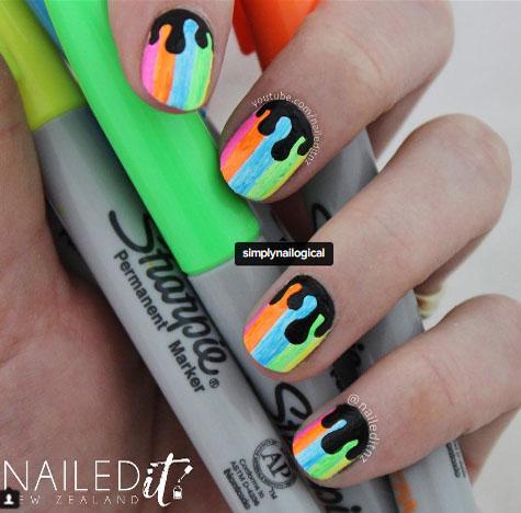 mẫu nail 10