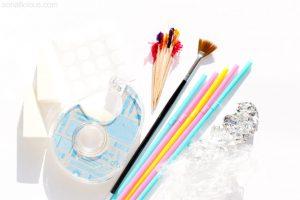 8 Công Cụ Vẽ Nail Đơn Giản Bạn Cần Có