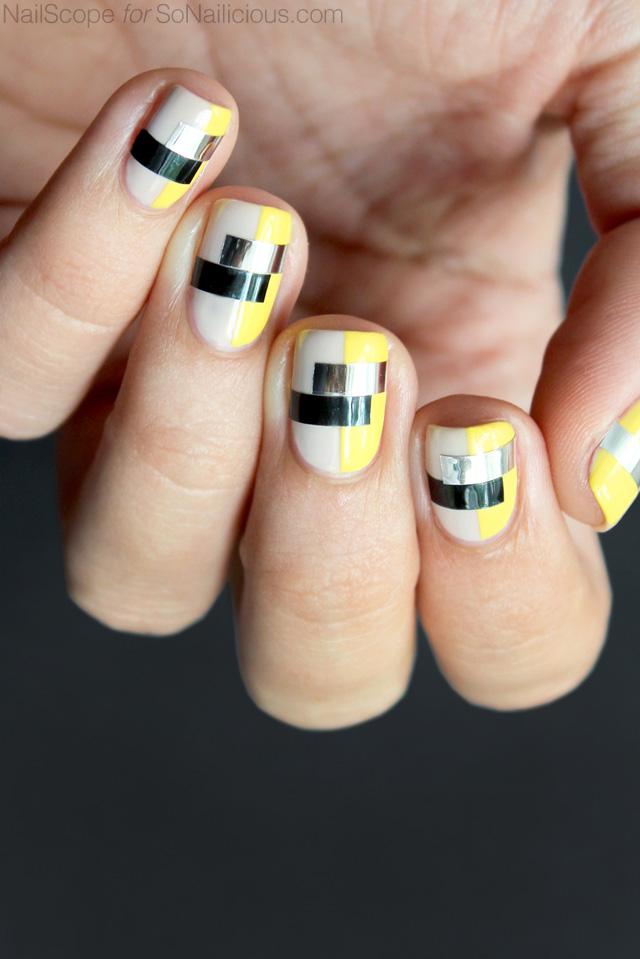 mẫu nail 1